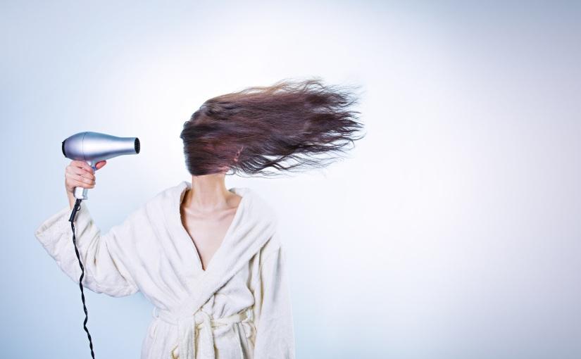 Soignez ces cheveux que je ne sauraisvoir!