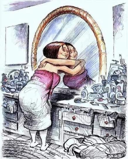 Douceur envers soi même